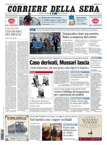 Corriere Della Sera 23-01-2013 by ACMilanArabic - issuu ad997ce485de