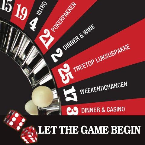 Casino munkebjerg tilbud