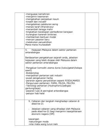 Sejarah T4 B8 Esei By Mohd Sayuti Issuu