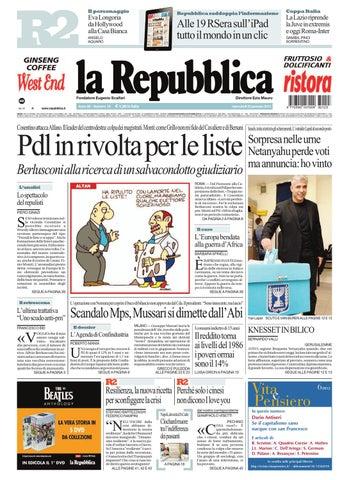 2a9d38e5d84c7 La Repubblica 23-01-2013 by ACMilanArabic - issuu