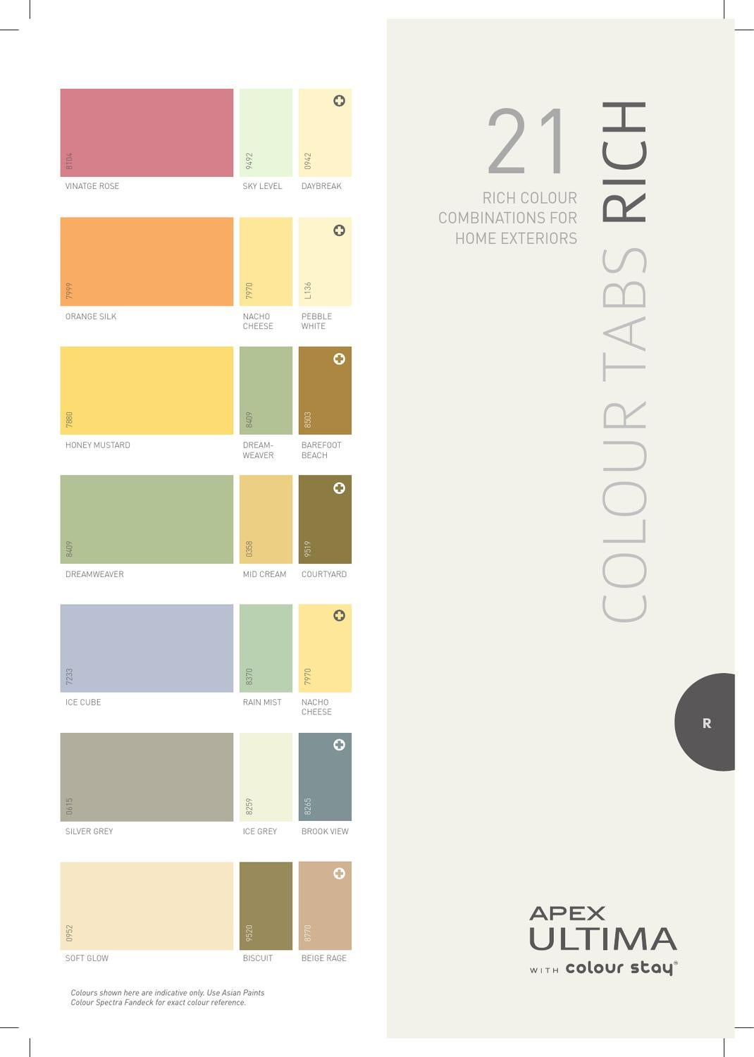 Book Of Colours By Asian Paints Limited Issuu