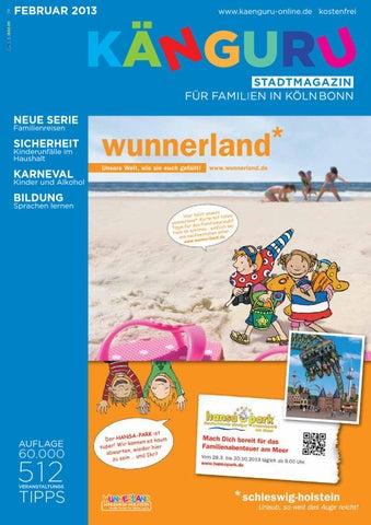 KÄNGURU Stadtmagazin für Familien in KölnBonn Februar 2013 by ...