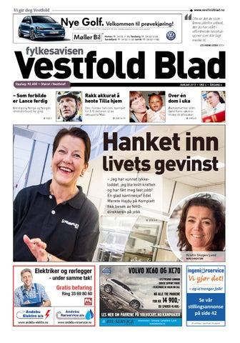 48538e38 Vestfold Blad - uke 04, 2013 by Byavisa Sandefjord - issuu