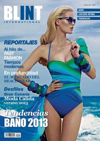 57a3710abf Blint International - n. 65 by Editoriale Moda - issuu