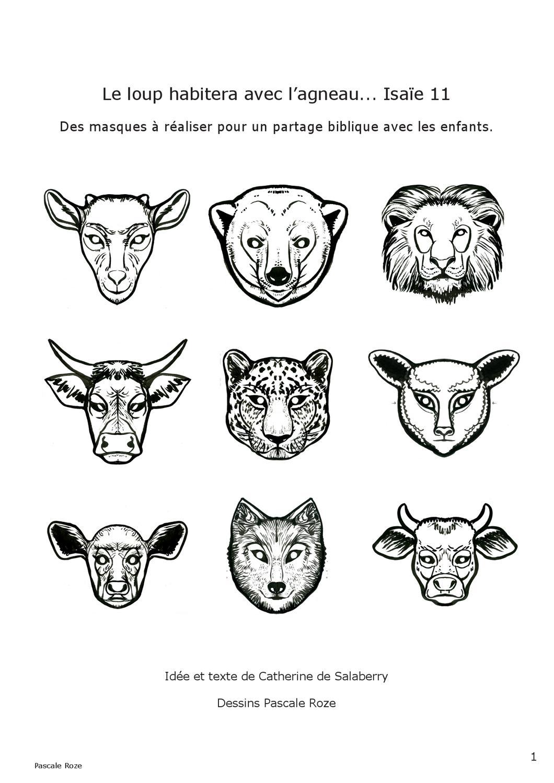 Le Loup Habitera Avec L Agneau By Roze Pascale Issuu