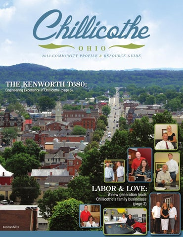 Chillicothe Oh 2013 Community Profile And Resource Guide