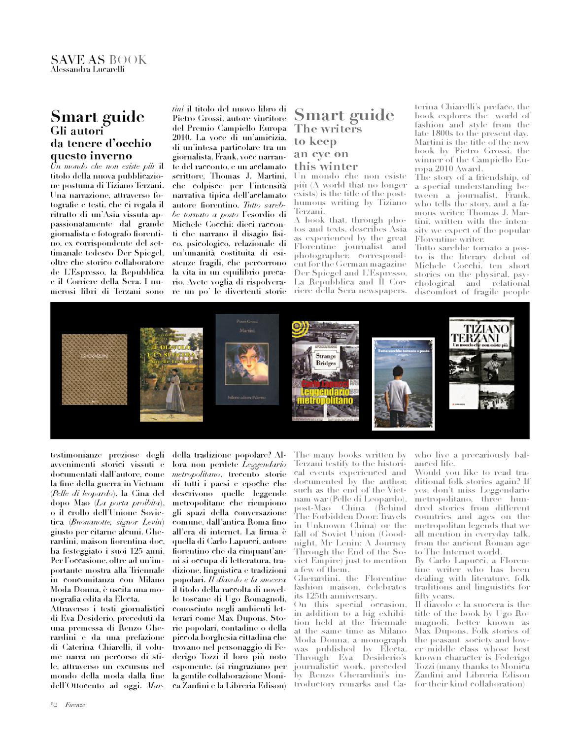 Firenze Made in Tuscany n 16 by Gruppo Editoriale srl - issuu