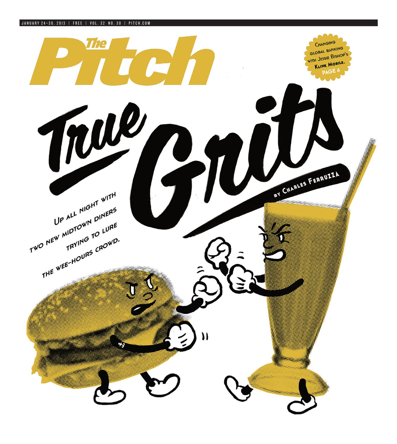 The Pitch: January 24, 2013