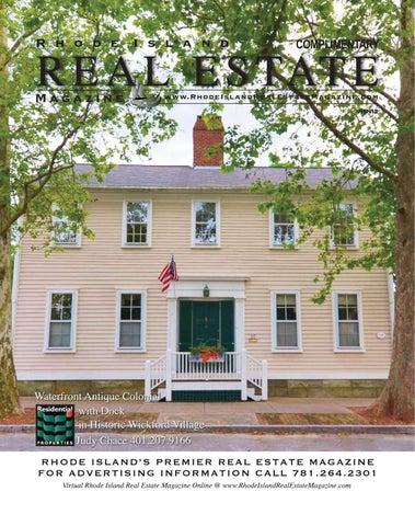 rhode island real estate magazine v15n12 by nancy wolcott miller issuu rh issuu com