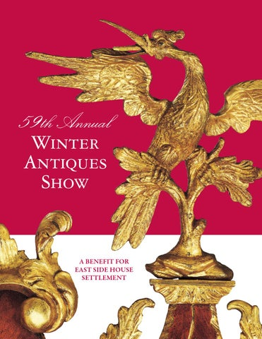 7d55aca49b1 2013 Winter Antiques Show Catalogue by The Winter Show - issuu