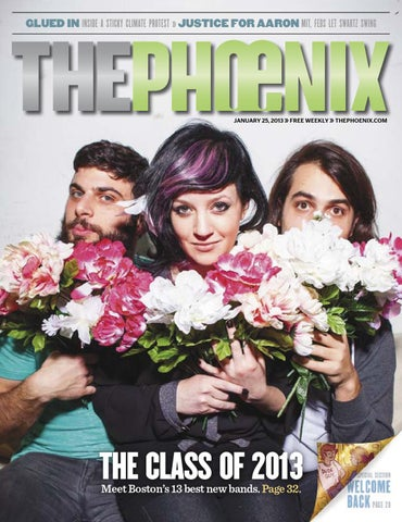 January 25 2013 By The Phoenix Issuu