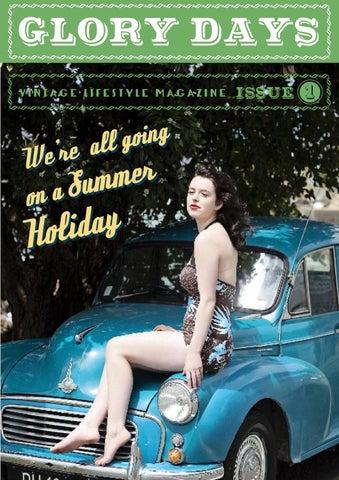 cda513bb97 Glory Days Vintage magazine by The Metropolitan Club - issuu