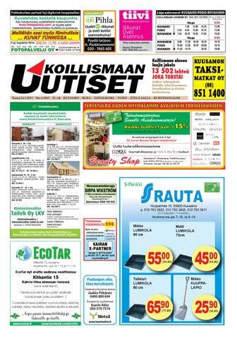 Koillismaan Uutiset 4 2013 by Koillismaan Uutiset Oy - issuu 973db28fa2