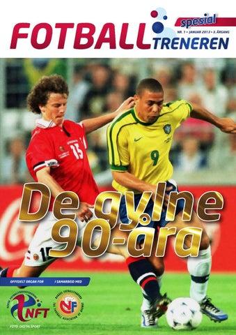 b9d6c323 Fotballtreneren Spesial #1 2013 by DMT AS - issuu