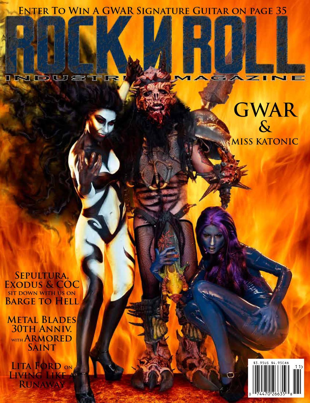 RNR Ind Issue 7 by Rock N Roll Industries - issuu