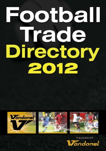 8fd8ee950b Football Trade Directory by chris shaw - issuu