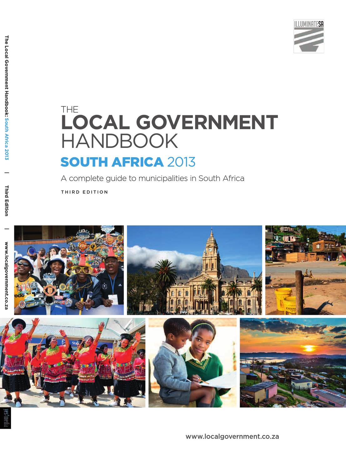 Local Government Handbook - South Africa 2013 by Yes Media