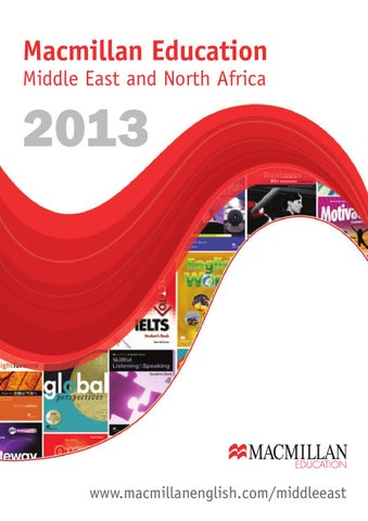 Macmillan education middle east 2013 catalogue by macmillan page 1 fandeluxe Image collections