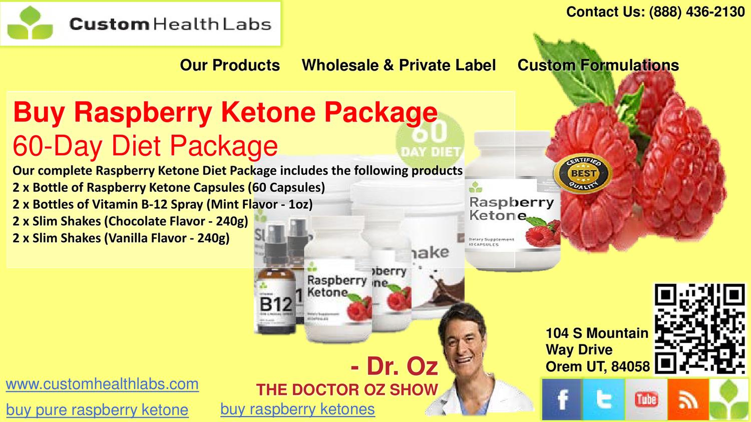 Buy Raspberry Ketone Package60 Day Diet Package By Stephen William Issuu