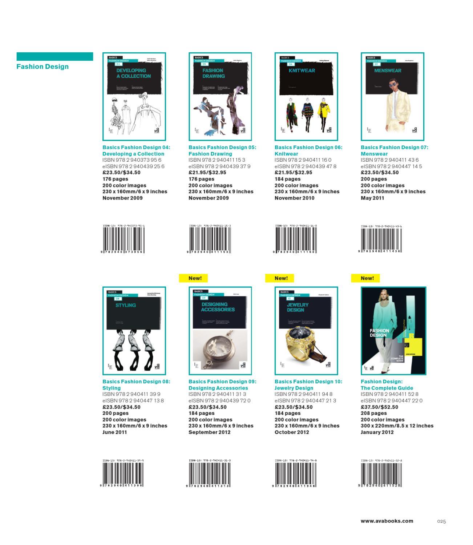 Ava Publishing Fall 2012 Catalog By Bloomsbury Publishing Issuu