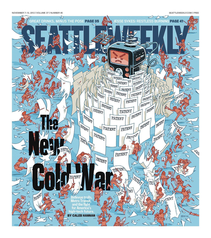 Seattle Weekly, November 07, 2012 by Sound Publishing - issuu
