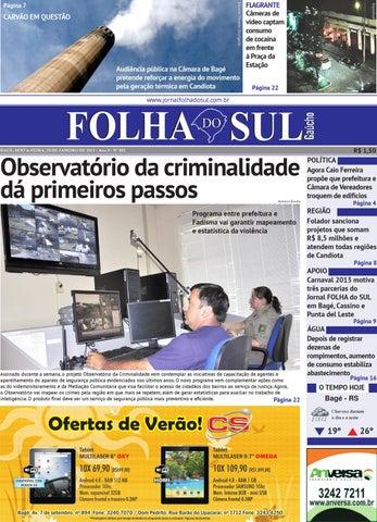 7a6e904624a Folha do Sul Gaúcho Ed. 832 (25 01 2013) by Folha do Sul Gaúcho - issuu