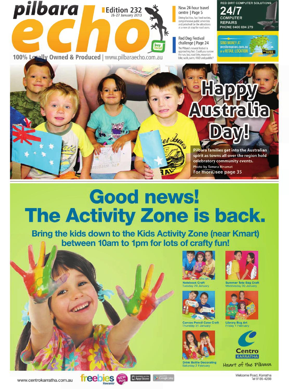 232_echo_26_jan by Pilbara Echo Newspaper - issuu