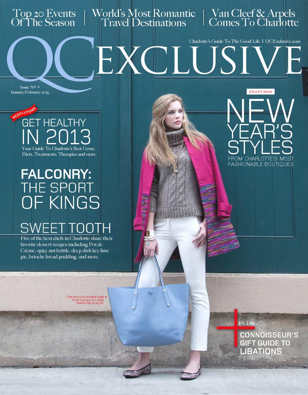 fd436f8a00196 QC Exclusive - No. 8 - Jan   Feb 2013 by QC Exclusive Magazine - issuu