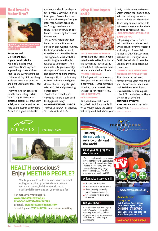 Seaside News, February 2013 by Seaside News - issuu