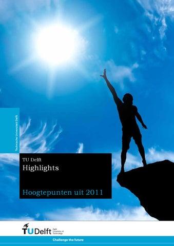 Tu Delft Highlights By Tu Delft Issuu