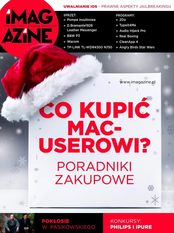 quality design f8e91 9083d iMagazine 12 2012 by Dominik Lada - issuu