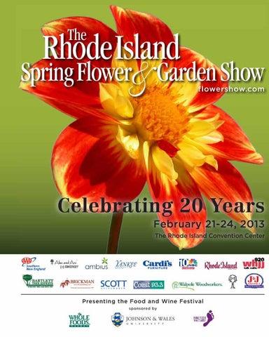 RI Flower Show 2013
