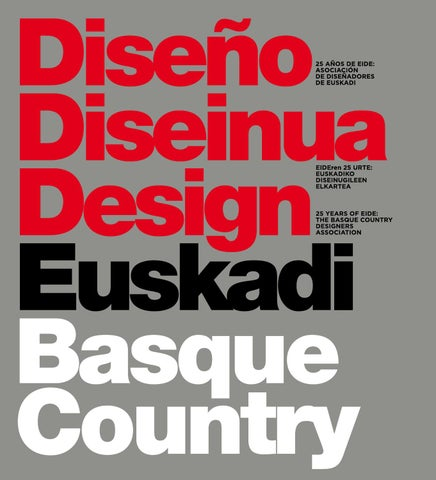 Euskadi Issuu Años Lks Urte Years By 25 Design XkwlOPZiuT