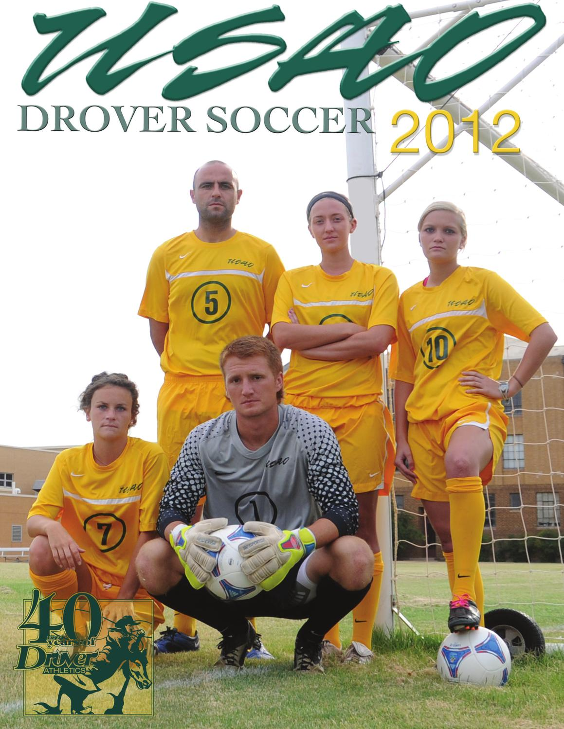 2012 usao soccer media guide by university of science and arts of