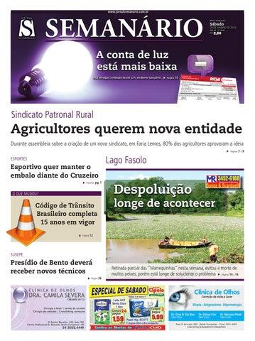 26 01 2013 - Jornal Semanário by Jornal Semanário - Bento Gonçalves ... bd53400292
