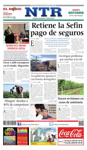 De Comunicación Medios Issuu El Ntr Diario By wxtITU