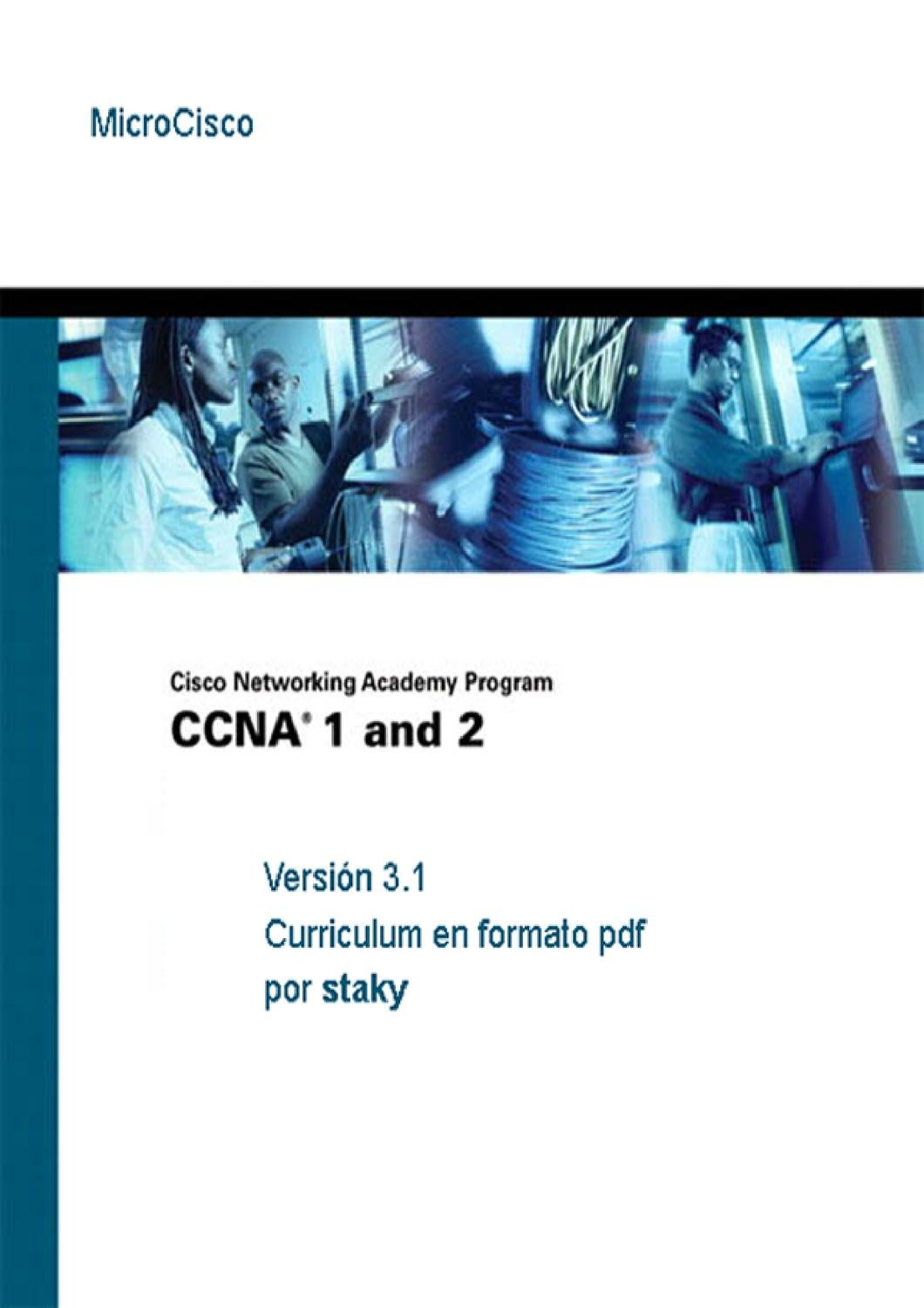 Ccna 1 Y 2 By Luciano Neira Issuu