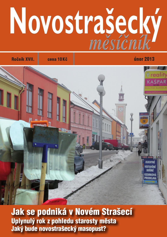 d34ded2f6aa Novostrašecký měsíčník - únor 2013 by Novostrasecky mesicnik - issuu