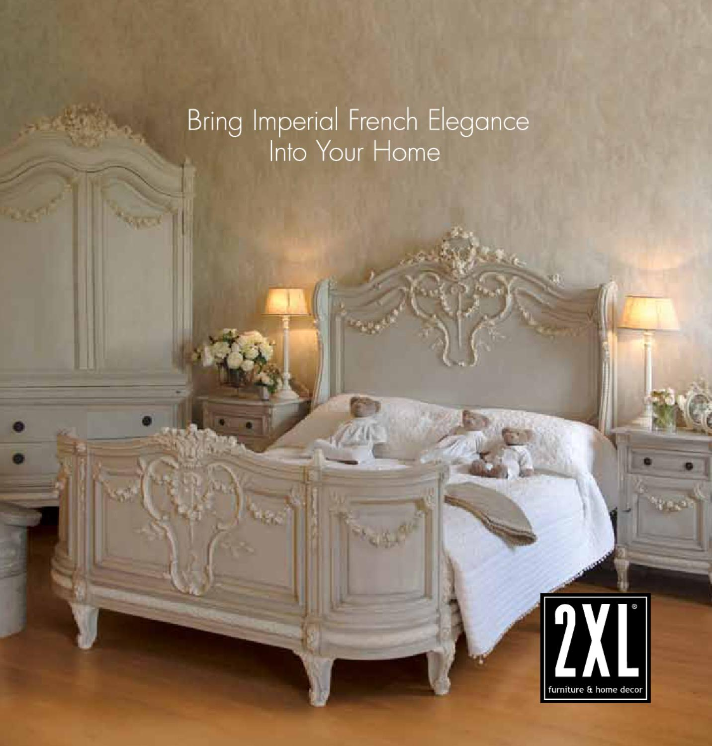 2xl furniture home decor by hot media issuu for Home decor furniture