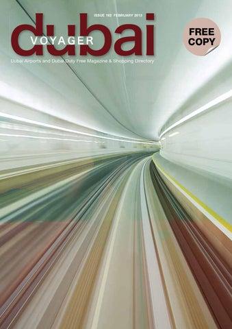 Nusret Dubai Karte.Dubai Voyager February 2013 By Motivate Publishing Issuu