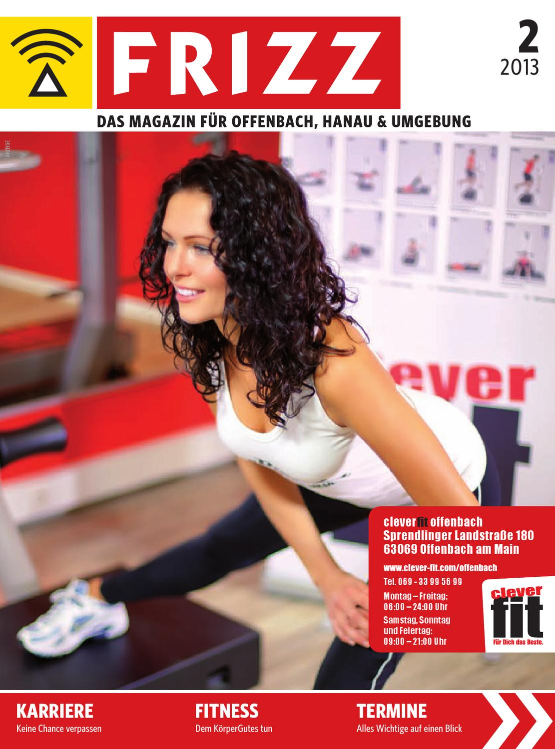 FRIZZ Das Magazin Offenbach 201302 By Frizz