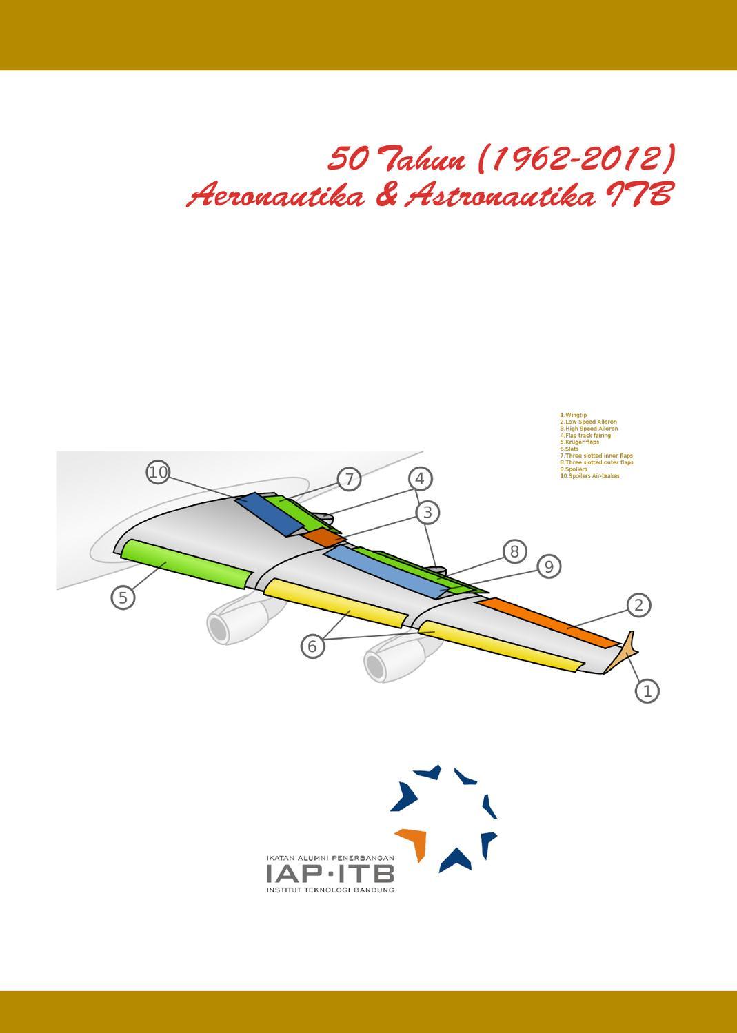 50 Tahun 1962 2012 Aeronautika & Astronautika ITB By