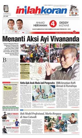 Menanti Aksi Ayi Vivananda by inilah koran - issuu 8407d49270