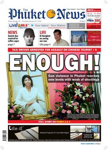 3ad30cbad 25-01-2013 by The Phuket News - issuu
