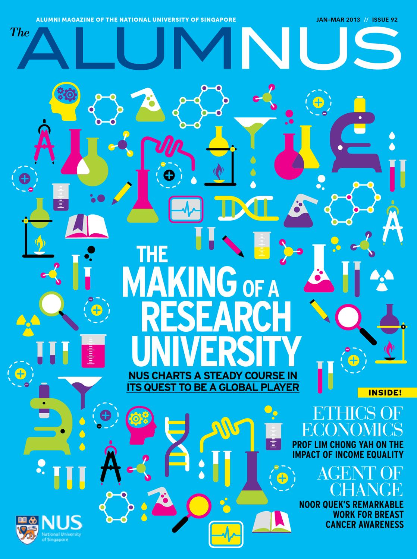 NUS Alumni Office - AlumNUS Magazine 2013 Jan by NUS Alumni Office ...