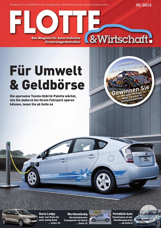 FLOTTE & Wirtschaft 05/2012 by A&W Verlag GmbH - issuu