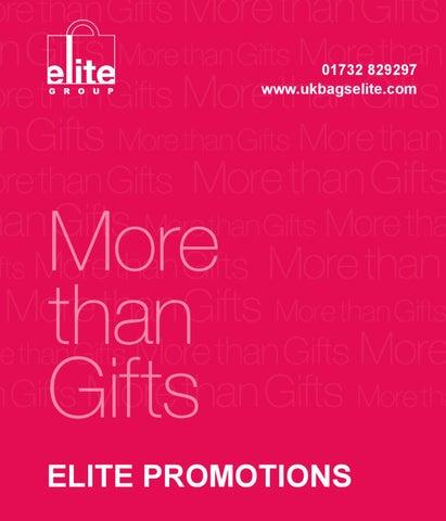 941e69cd64b6 UK Bags Elite Promotional Merchandise Brochure by UK Bags Elite - issuu