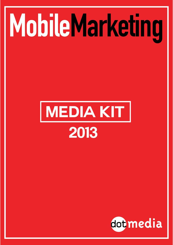 dot media 2013 media kit