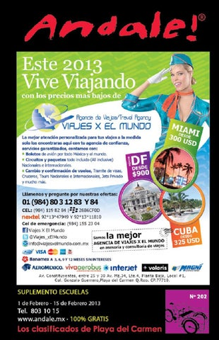 Andale no. 202 by Andale Revista - issuu 28f5b18aa427