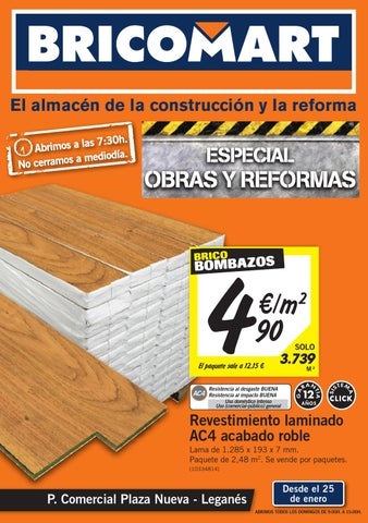 Bricomart folleto madrid leganes 21 01 2013 by misfolletos - Bloques de hormigon bricodepot ...